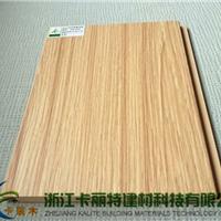 供应浙江厂家出口品质木塑地板