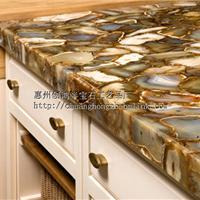 厂家直销各种天然半宝石建材板材和透光玛瑙