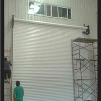供应宁波江北区厂房电动卷帘门维修 定做