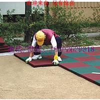 天津户外广场安全地垫,EPDM幼儿园操场施工