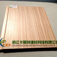 浙江厂家直销WPC生态木木塑地板布纹
