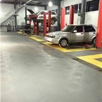 汽车维修养护车间专用地板,惟迈思软地砖