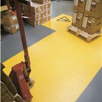 仓库专用耐磨地板,惟迈思软地砖。