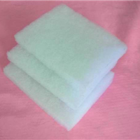直销白色阻燃喷胶棉 大棚保温被服装填充棉