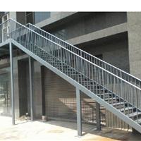 供应宁波江北区钢结构阁楼/楼梯/围栏/扶手