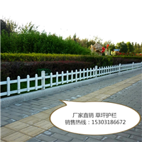供应湖北荆州pvc花草护栏最新样式是什么