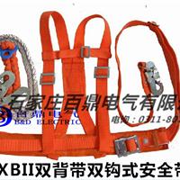 供应双背带双钩式安全带T3XBII型图片展示