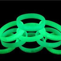 硅胶夜光粉/硅胶彩色夜光粉/硅胶高亮夜光粉