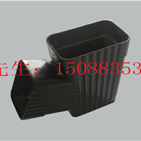 供应合肥抗老化PVC雨水波纹方管