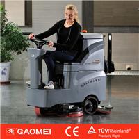 新疆库尔勒全自动洗地机库尔勒驾驶式洗地机