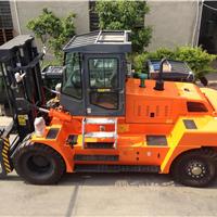 供应华南重工15吨大吨位叉车15吨重型叉车