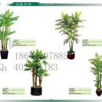 批发供应仿真植物盆栽树装饰