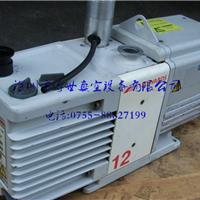供应爱德华真空泵RV12