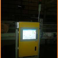 砖坯厚度检测机
