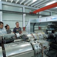 供应PE/PP双壁波纹管生产线