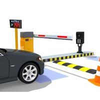 供应车牌识别系统、免取卡系统、远距离读卡
