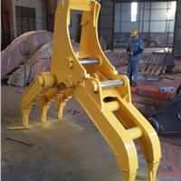 供应加藤HD820挖掘机抓木器厂家出售
