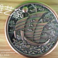 铝雕中国风工艺品《一帆风顺》