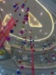 供应商场中庭电动条幅吊具