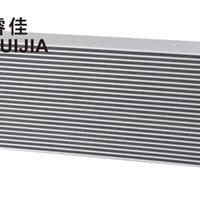 供应工程机械散热器配件 睿佳冷却器
