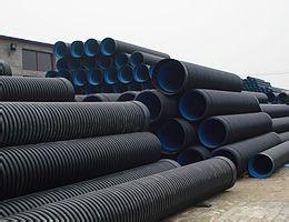 供应地埋排水管,三原PE排水管一口价销售