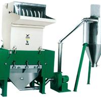 供应馨毅牌粉碎料回收系统|边料回收机