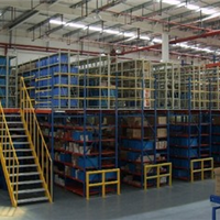 工厂货架 托盘式货架