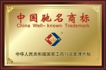 中国驰名商标