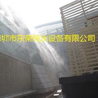 玻璃房顶降温加湿喷雾降温设备玻璃房顶降温