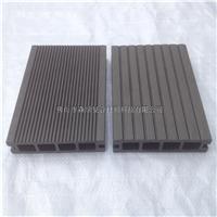 供应塑木材料135-25MM双面空心板