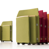 供应休闲沙发椅 可折叠接待沙发椅定做厂家