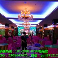 武汉室内P4高清LED显示屏价格制作安装厂家