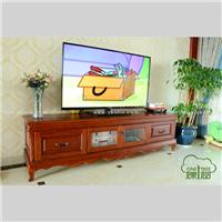客厅实木电视柜系列精致原木典雅生活