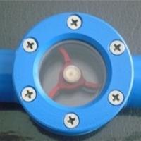 供应水流指示器,鞍座式水流指示器