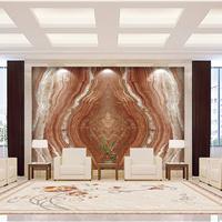 郑州地板砖彩绘平喷亮面UV背景墙加工厂家