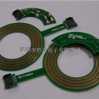 供应分离式免维护集电环 360度旋转滑环
