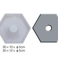 六角块塑料模具郑州辉煌塑料模具厂