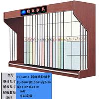 供应双排推拉式瓷砖展示柜,瓷片展示架
