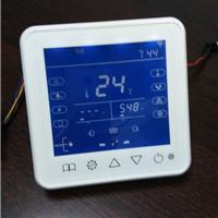 新风控制器新风机液晶控制器全英文版本界面