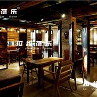 咖啡厅实木桌椅定制咖啡厅实木桌椅生产厂家