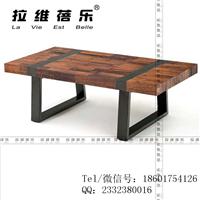 咖啡厅实木桌子定制咖啡厅实木桌子生产厂家