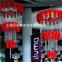 供应商场中庭专用吊广告条幅电动吊钩