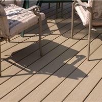 宝鸡生态木塑木地板WPC木塑游泳池步道栅栏
