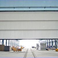 滑升门 贵州工业门 快速提升门专业制作