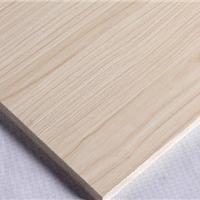 精材艺匠实木E0自然板 家装衣柜专项使用板材