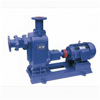 供应80ZW65-25自吸式无堵塞排污泵