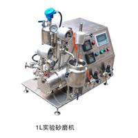 东莞品诺供应砂磨机1L纳米陶瓷结构砂磨机