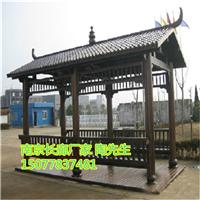 南京长廊厂家可定制各类长廊花架 古建长廊