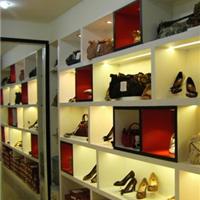 供应成都鞋店展柜*成都鞋子女鞋店展柜