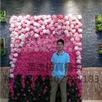 供应定制婚庆摄影场地花树花墙造景布景